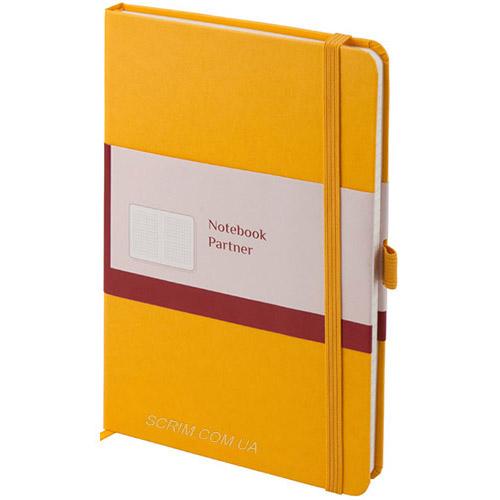 Записные книжки Standart желтые А5-