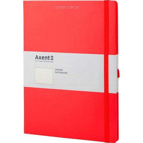 Записные книжки Grand красные А4