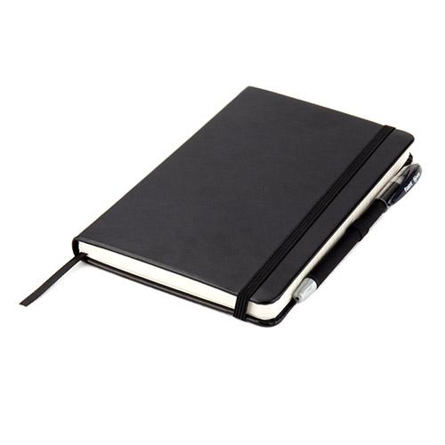 Записные книжки Partner Люкс А5, цвет черный, фото 2