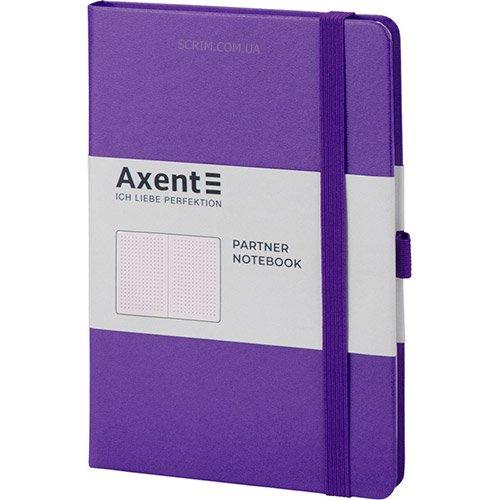 Записные книжки PNL фиолетовые А5-