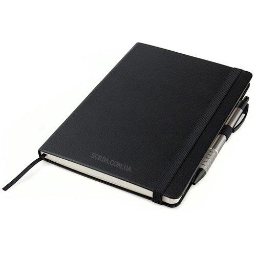 Записные книжки Partner Прима А5, цвет черный фото 5