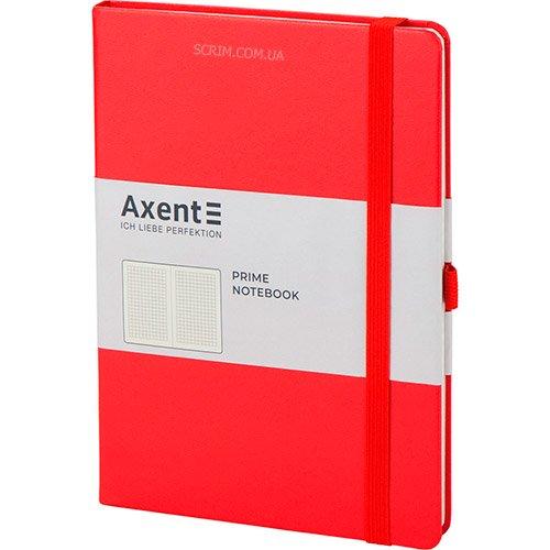 Записные книжки Prime красные А5-