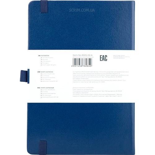 Записные книжки Partner Прима А5, цвет синий, фото 2