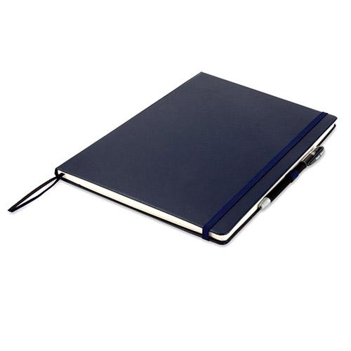 Записные книжки Partner Гранд А4, цвет темно-синий, фото 2
