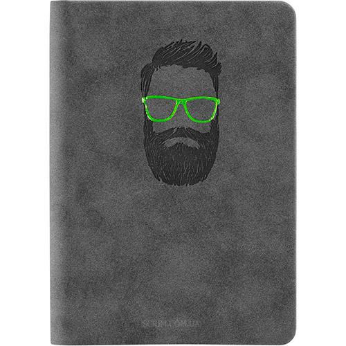 Записные книжки Нуба Софт А6+, цвет серый фото 2