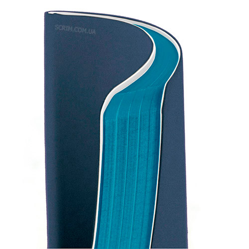 Записные книжки Нуба Софт А5-, цвет синий фото 3