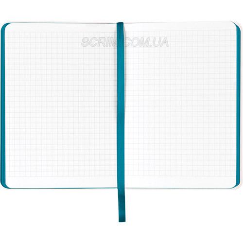 Записные книжки Нуба Софт А5-, цвет синий в клетку