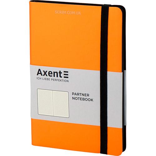 Записники Софт А5- помаранчеві А5-