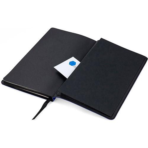 Записные книжки Софт А5-, цвет синий фото 3