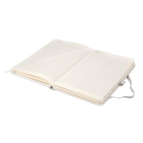 Записные книжки Стандарт А5-, цвет белый фото 3