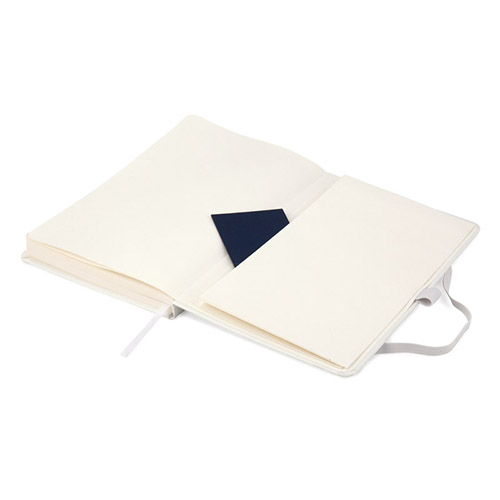 Записные книжки Стандарт А5-, цвет белый фото 4