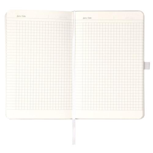 Записные книжки Стандарт А5-, цвет белый, в клетку