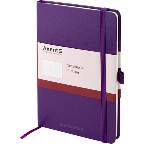 Записные книжки Standart фиолетовые А5-