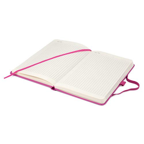 Записные книжки Стандарт А5-, цвет розовый, фото 3