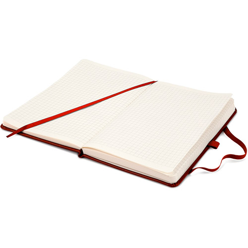 Записные книжки Partner Люкс А5, цвет бордовый, фото 4