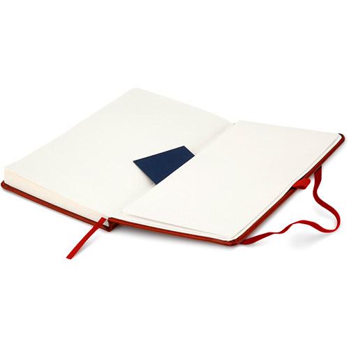 Записные книжки Partner Люкс А5, цвет бордовый, фото 5