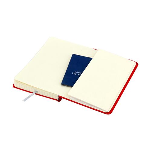 Записные книжки Partner Люкс А5, цвет красный фото 3