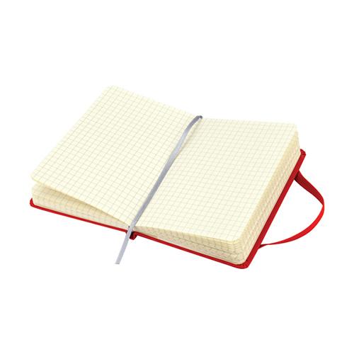 Записные книжки Partner Люкс А5, цвет красный фото 4