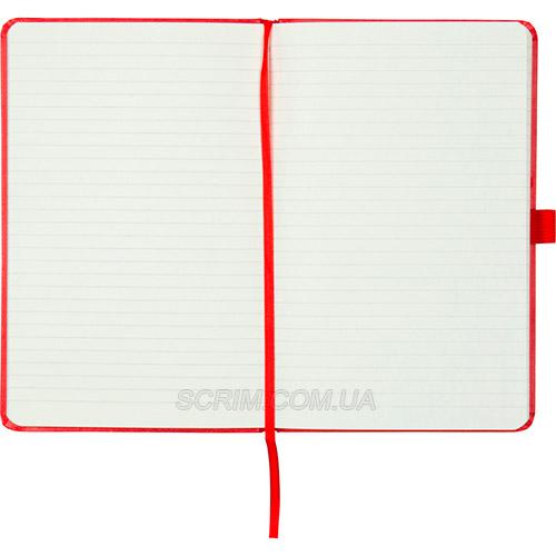 Записники PNL червоні в лінію