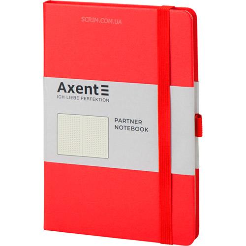 Записники PNL червоні формат А5-