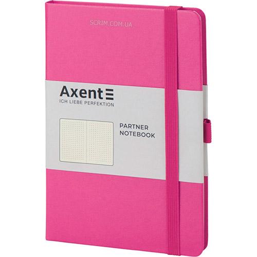 Записники PNL рожеві формат А5-
