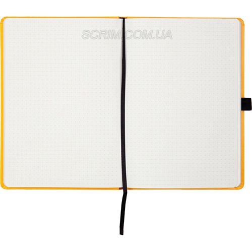 записные книжки PNL, цвет желтый в точку