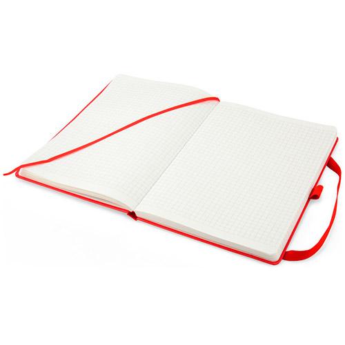 Записные книжки Partner Прима А5, цвет красный, фото 3