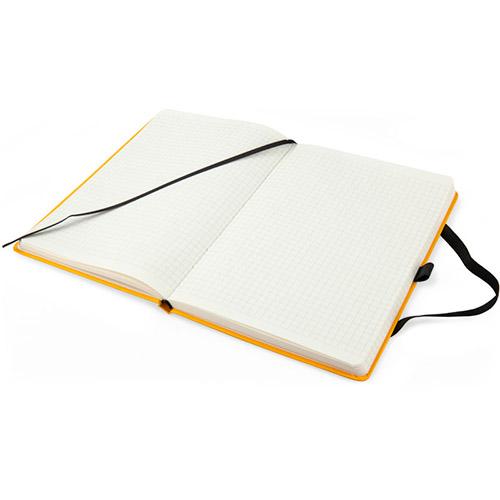 Записные книжки Partner Прима А5, цвет желтый, фото 3
