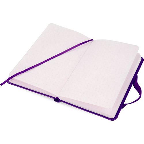 Записные книжки Партнер А6-, цвет фиолетовый фото 3