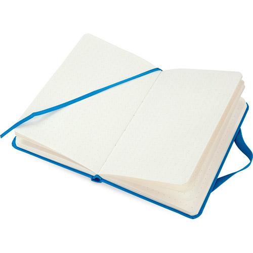 Записные книжки Партнер А6-, цвет голубой фото 4