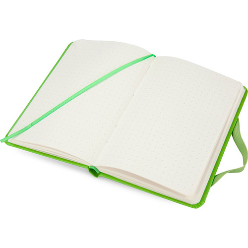 Записные книжки Партнер А6-, цвет ярко-зеленый фото 4