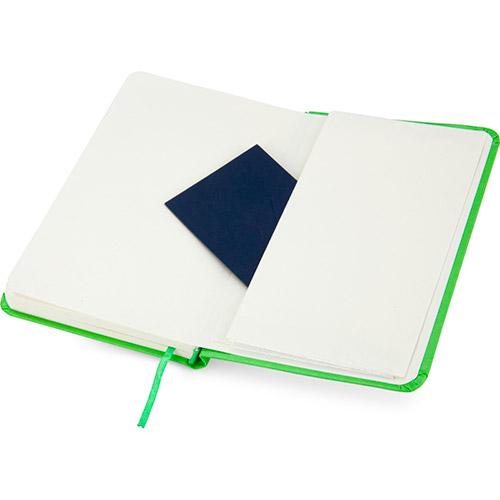 Записные книжки Партнер А6-, цвет ярко-зеленый фото 5